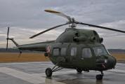 7334 - Poland - Army Mil Mi-2 aircraft