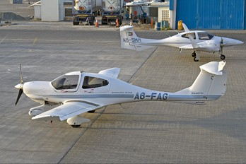 A6-FAG - Private Diamond DA 40 Diamond Star