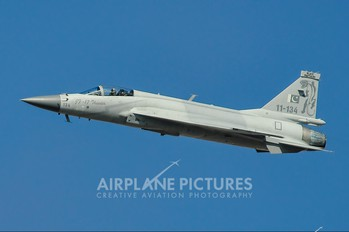 11-134 - Pakistan - Air Force Chengdu / Pakistan Aeronautical Complex JF-17 Thunder