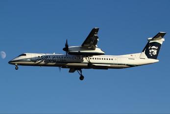 N441QX - Alaska Airlines - Horizon Air de Havilland Canada DHC-8-400Q / Bombardier Q400