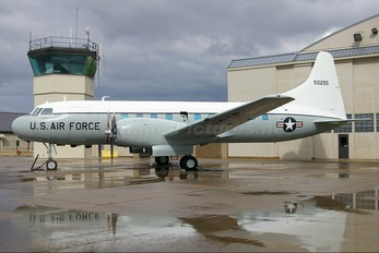 55-0295 - USA - Air Force Convair C-131 Samaritan