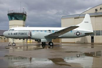 55-0295 - USA - Air Force Convair C-131 Samaritan