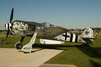 NX190RF - Frasca Int. Flug Werk Fw 190-A8/N