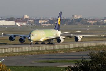 D-AIMJ - Lufthansa Airbus A380