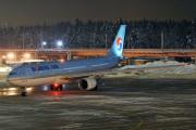 HL8211 - Korean Air Airbus A330-200 aircraft