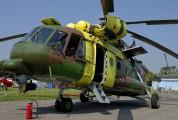 0820 - Slovakia -  Air Force Mil Mi-17 aircraft
