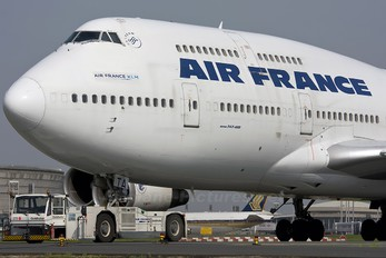F-GITA - Air France Boeing 747-400