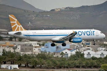 SE-RDN - Novair Airbus A321