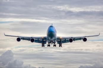 F-HKIS - Corsair / Corsair Intl Boeing 747-400
