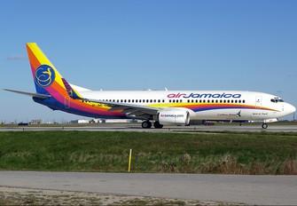 9Y-JMC - Air Jamaica Boeing 737-800