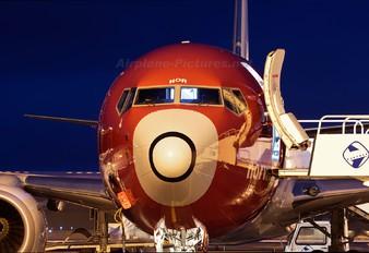 LN-NOR - Norwegian Air Shuttle Boeing 737-800