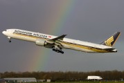 9V-SWS - Singapore Airlines Boeing 777-300ER aircraft