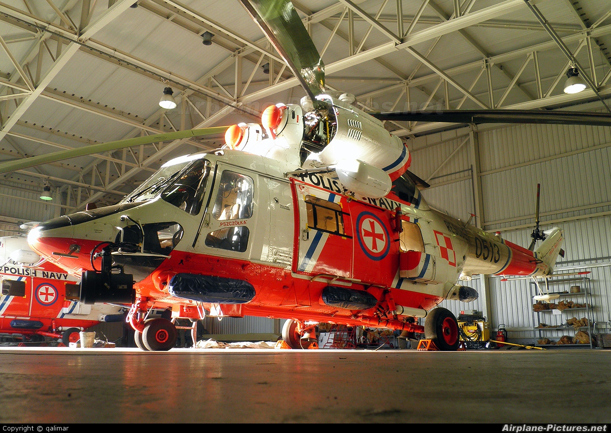 Poland - Navy 0513 aircraft at Undisclosed location