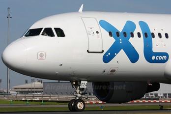 F-HDCE - XL Airways (Excel Airways) Airbus A320