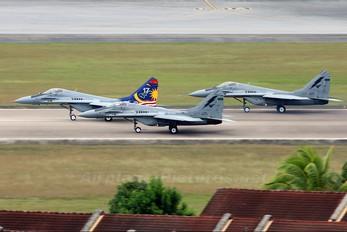 M43-04 - Malaysia - Air Force Mikoyan-Gurevich MiG-29N