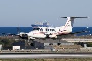 D-ICKM - Fly Alpha Beechcraft 200 King Air aircraft