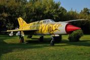 04 - Poland - Air Force Mikoyan-Gurevich MiG-21M aircraft