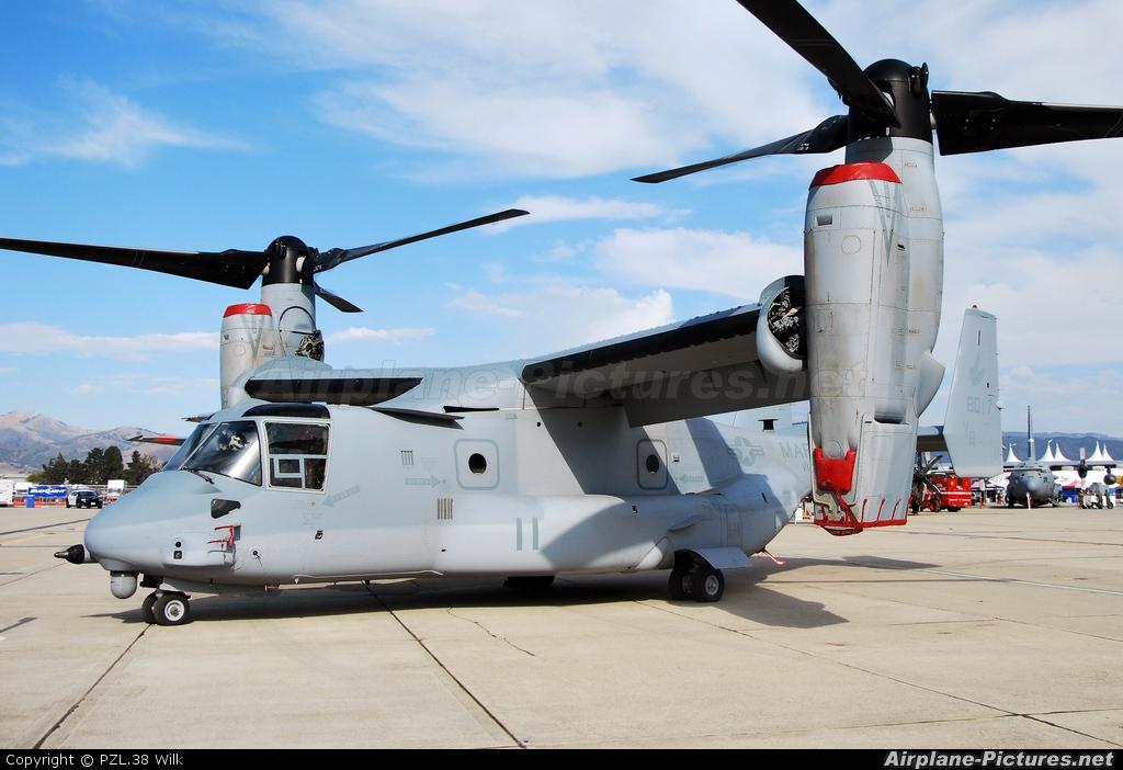 USA - Marine Corps 168017 aircraft at Salinas