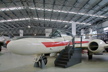G-ARCX - Ferranti Gloster Meteor NF.14