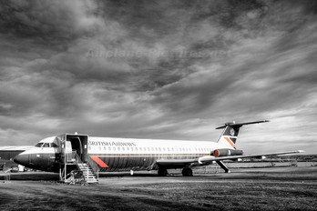 G-AVMO - British Airways BAC 111