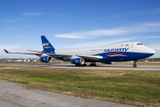 4K-800 - Silk Way Airlines Boeing 747-400F, ERF aircraft