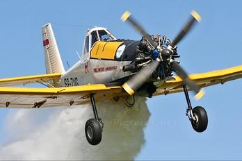 SP-ZUG - Private PZL M-18 Dromader