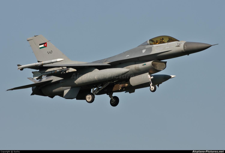 Jordan - Air Force 685 aircraft at Aviano