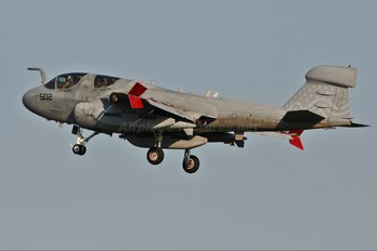 161881 - USA - Navy Grumman EA-6B Prowler