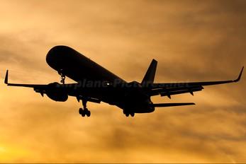 G-CPEV - First Choice Airways Boeing 757-200