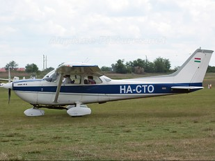 HA-CTO - Private Cessna 172 Skyhawk (all models except RG)