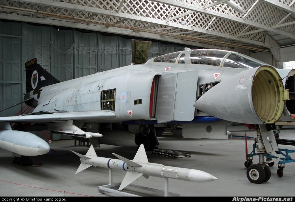 Royal Air Force XV474 aircraft at Duxford