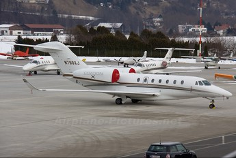 N786XJ - Private Cessna 750 Citation X