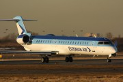 ES-ACB - Estonian Air Canadair CL-600 CRJ-900 aircraft