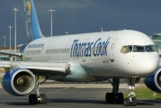 G-FCLH - Thomas Cook Boeing 757-200 aircraft