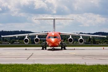 OO-TAH - TNT British Aerospace BAe 146-200/Avro RJ85-QT Quiet Trader