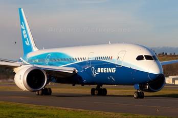 N787BA - Boeing Company Boeing 787-8 Dreamliner