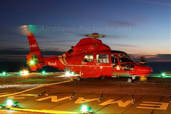 G-REDG - Bond Offshore Helicopters Aerospatiale AS365 Dauphin II