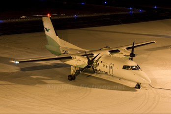 LN-WIH - Widerøe de Havilland Canada DHC-8-100 Dash 8