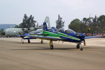 """1371 - Brazil - Air Force """"Esquadrilha da Fumaça"""" Embraer EMB-312 Tucano T-27"""