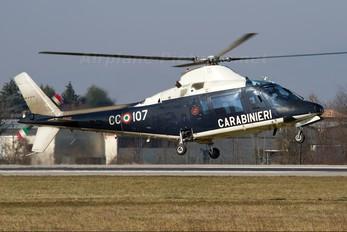 MM81219 - Italy - Carabinieri Agusta / Agusta-Bell A 109A Mk.II Hirundo