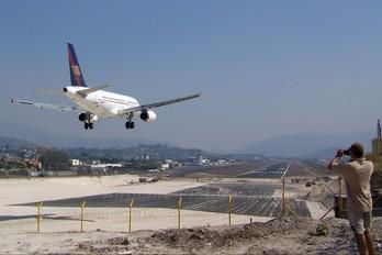 N479TA - TACA Airbus A319