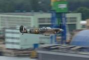 G-MKVB - Historic Aircraft Collection Supermarine Spitfire LF.Vb aircraft