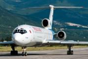 RA-85835 - Rossiya Tupolev Tu-154M aircraft