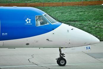 G-RJXA - BMI Regional Embraer ERJ-145