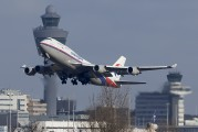 9M-MPH - Malaysia Airlines Boeing 747-400 aircraft
