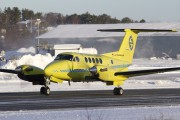 LN-LTI - Lufttransport Beechcraft 200 King Air aircraft