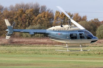 G-EWAW - Private Bell 206B Jetranger