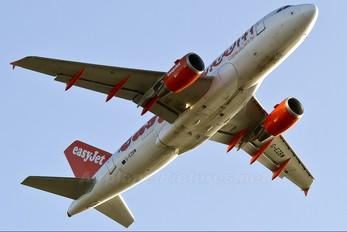 G-EZBW - easyJet Airbus A319