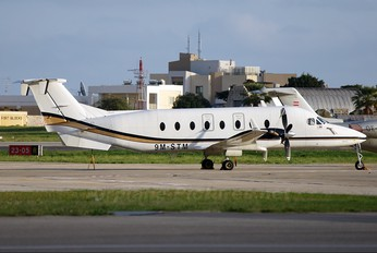 9M-STM - MHS Aviation Beechcraft 1900D Airliner