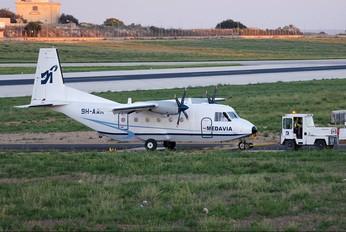 9H-AAR - Medavia Casa C-212 Aviocar